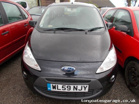 Ford Ka   Style Plus Full