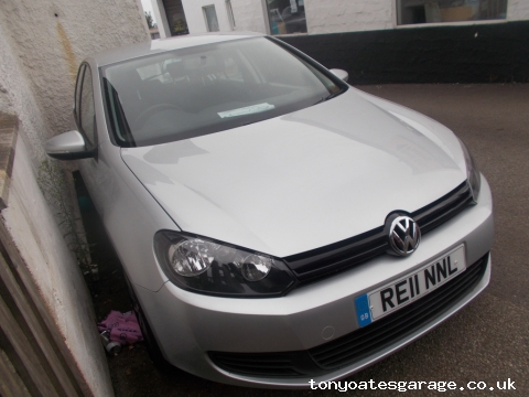 2011 (11) VOLKSWAGEN GOLF 1.4 TWIST full