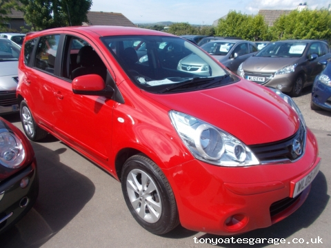 2009 (09) NISSAN NOTE 1.5 DCI ACENTA full