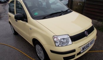 2010 (60) FIAT PANDA 1.1 ACTIVE ECO full