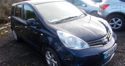 NISSAN NOTE 1.6 AUTO