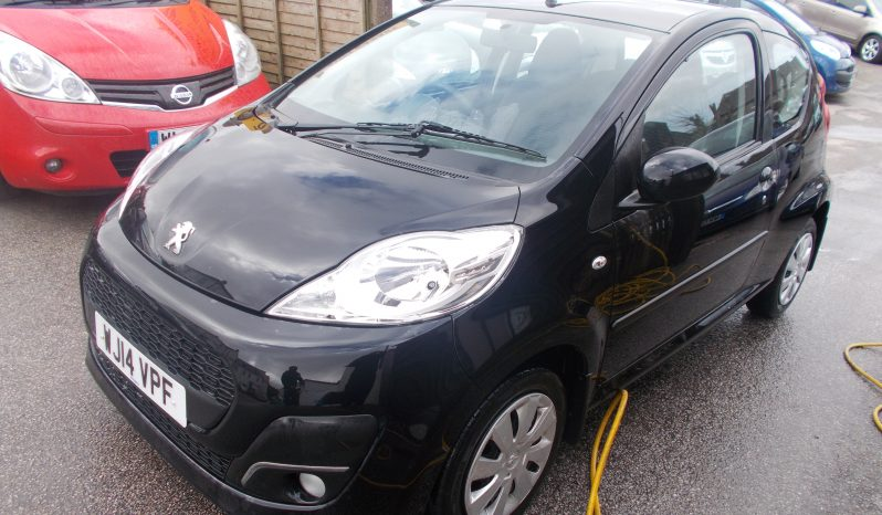 PEUGEOT 107 1.0 ACTIVE full