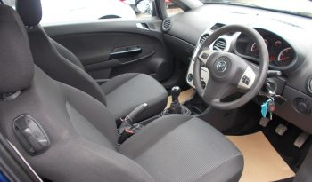 VAUXHALL CORSA 1.2 BREEZE full