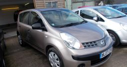 NISSAN NOTE 1.6 S