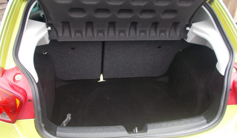 SEAT IBIZA 1.6 SPORT full