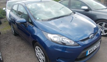FORD FIESTA 1.25 EDGE