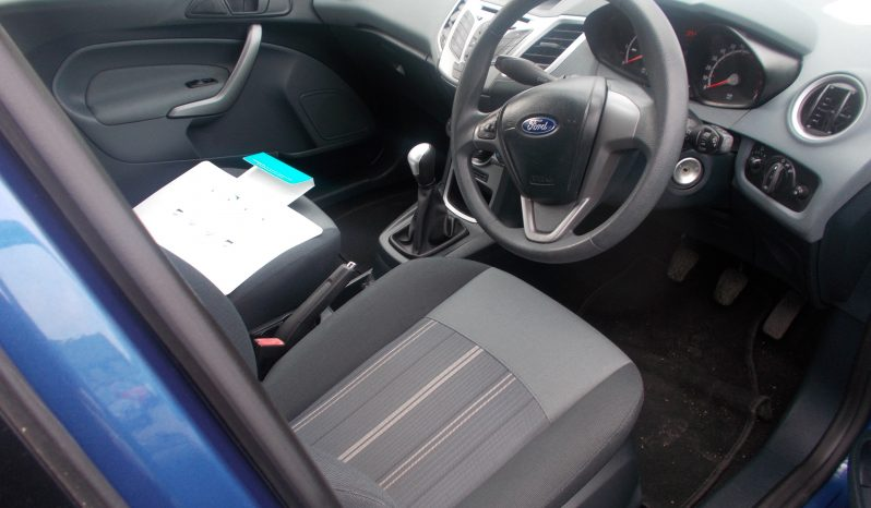 FORD FIESTA 1.25 EDGE full