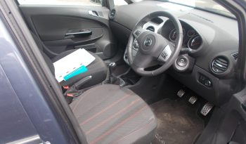 Vauxhall/Opel Corsa 1.4i 16v ( 100PS ) ( a/c ) 2011MY SRi full