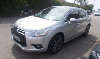 Citroen DS4 1.6HDi ( 110bhp ) DStyle