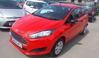 Ford Fiesta 1.25 ( 60ps ) 2014.5MY Studio