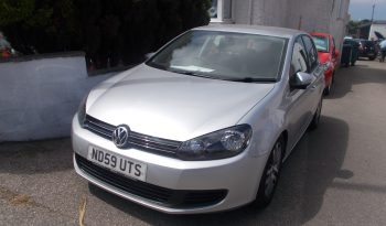VW GOLF 1.6 TDI BLUEMOTION full