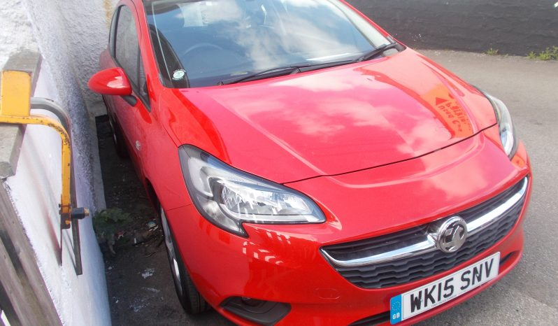 Vauxhall/Opel Corsa 1.4i ( 90ps ) ( a/c ) ecoFLEX 2015MY Excite (a/c) full