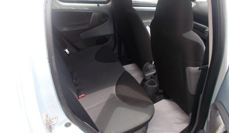 Toyota AYGO 1.0 VVT-i AYGO+ full