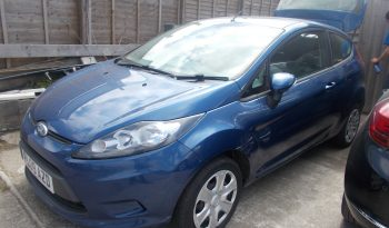 Ford Fiesta 1.25 ( 82ps ) 2009MY Style + full