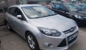 Ford Focus 1.6TDCi ( 115ps ) 2012.25MY Zetec