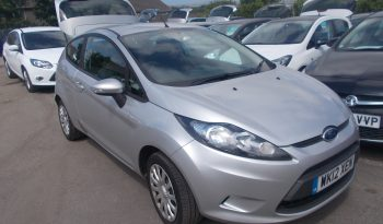Ford Fiesta 1.25 ( 60ps ) 2012MY Edge