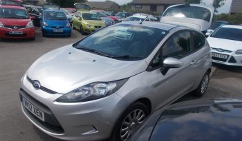 Ford Fiesta 1.25 ( 60ps ) 2012MY Edge full