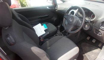 Vauxhall/Opel Corsa 1.0i 12v ( 65ps ) ecoFLEX 2012.5MY S full