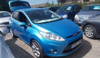 Ford Fiesta 1.6TDCi ( 95ps ) 2011MY Zetec