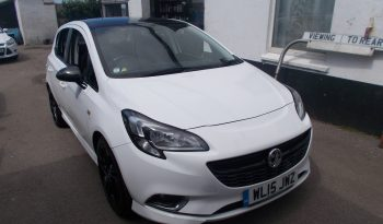 Vauxhall/Opel Corsa 1.4i ( 90ps ) 2015MY Limited Edition full