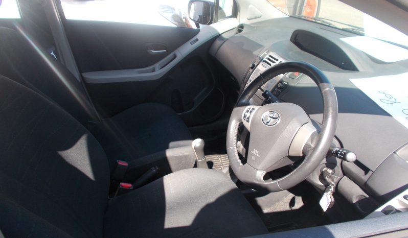 Toyota Yaris 1.4 D-4D TR full
