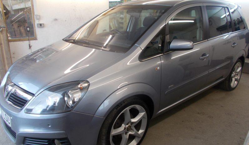 Vauxhall/Opel Zafira 1.8i 16v ( Exterior pk ) 2007MY SRi full