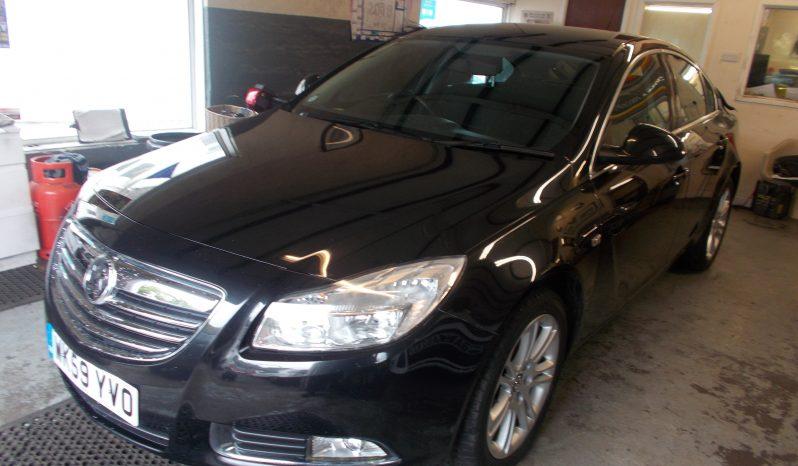 Vauxhall/Opel Insignia 2.0CDTi 16v ( 130ps ) 2010MY Exclusiv full