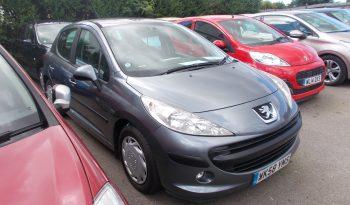 Peugeot 207 1.6HDI 90 ( a/c ) S