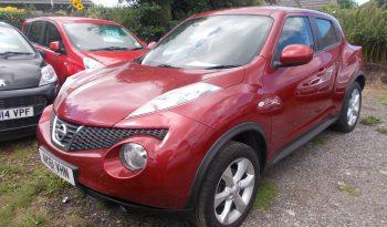 Nissan Juke 1.6 16v CVT Acenta full