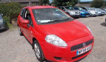 Fiat Grande Punto 1.2 Active full