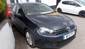 Volkswagen Golf 1.6TDI ( 105ps ) 2010MY Match full
