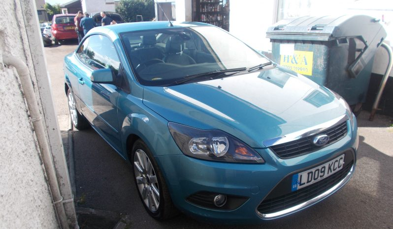 Ford Focus CC 2.0TDCi 2008.25MY CC-3 full