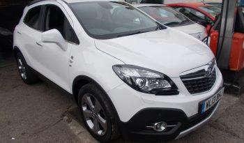 Vauxhall/Opel Mokka 1.7CDTi 16v ( 130ps ) ecoFLEX FWD ( s/s ) 2014MY SE