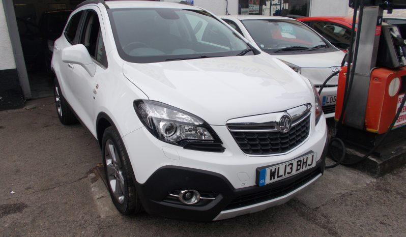 Vauxhall/Opel Mokka 1.7CDTi 16v ( 130ps ) ecoFLEX FWD ( s/s ) 2014MY SE full