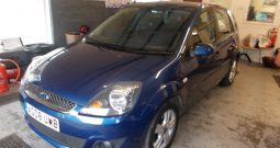 Ford Fiesta 1.4 2007.25MY Zetec Climate