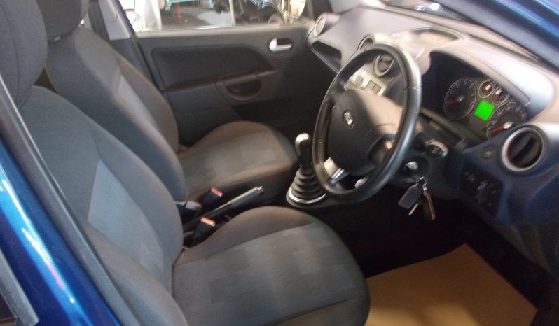Ford Fiesta 1.4 2007.25MY Zetec Climate full