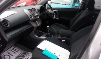 Toyota RAV4 2.2 D-4D ( 134bhp ) XT-R full