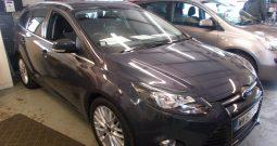 Ford Focus 1.6TDCi ( 115ps ) 2012.75MY Zetec