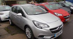 Vauxhall/Opel Corsa 1.3CDTi ( 95ps ) ecoFLEX ( s/s ) 2015MY SE (s/s)