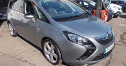 Vauxhall/Opel Zafira Tourer 1.4i 16v VVT Turbo ( 140ps ) ( s/s ) 2012.5MY Elite
