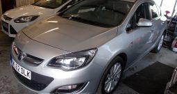 Vauxhall/Opel Astra 2.0CDTi 16v ( 165ps ) ecoFLEX ( s/s ) 2013MY Elite