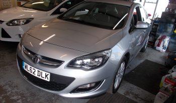Vauxhall/Opel Astra 2.0CDTi 16v ( 165ps ) ecoFLEX ( s/s ) 2013MY Elite full