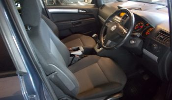 Vauxhall/Opel Zafira 1.9CDTi ( 120ps ) 2006MY Active full