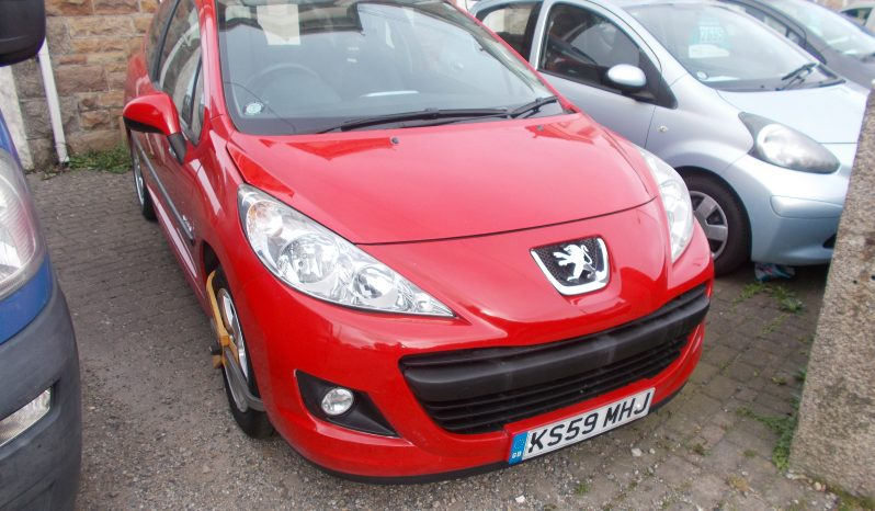 Peugeot 207 1.4 75 ( 09 ) Verve full