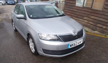 Skoda Rapid 1.2 TSI ( 86ps ) GreenTech SE full