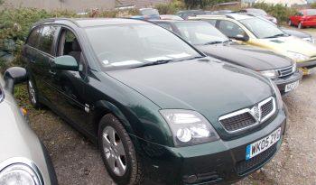 Vauxhall/Opel Vectra 1.9CDTi 16v ( 150ps ) auto 2005.5MY SXi