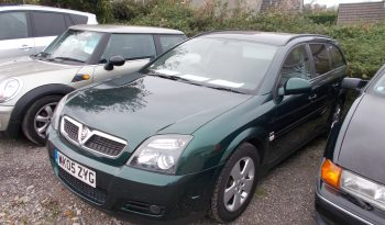 Vauxhall/Opel Vectra 1.9CDTi 16v ( 150ps ) auto 2005.5MY SXi full