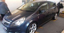 Vauxhall/Opel Corsa 1.4i 16v ( 100PS ) ( a/c ) 2011MY SRi