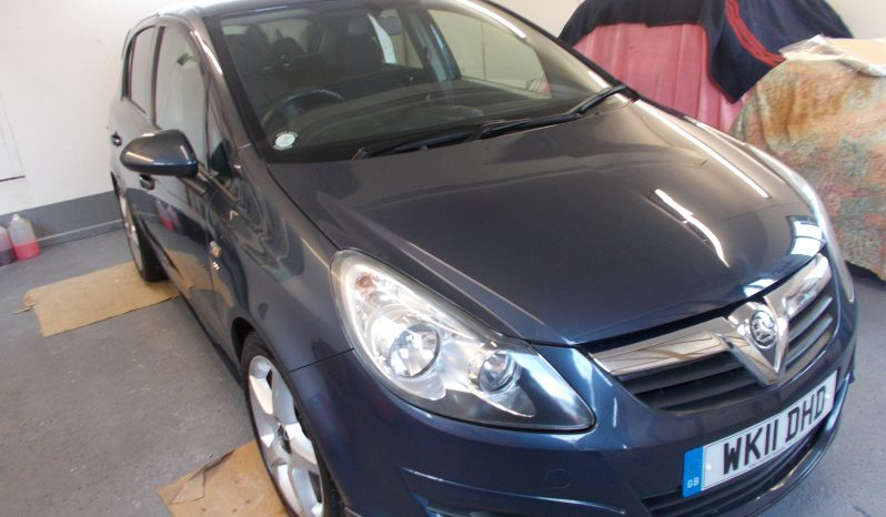 Vauxhall/Opel Corsa 1.4i 16v ( 100PS ) ( a/c ) 2011MY SRi full