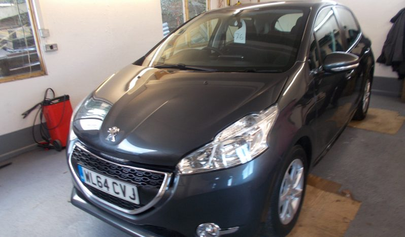 Peugeot 208 1.2 VTi ( 82bhp ) 2015MY Active full